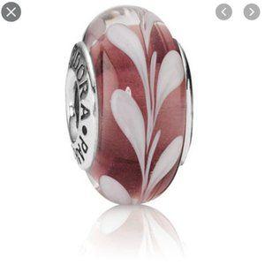 Pandora Murano Glass Swirl Bead Charm